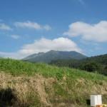 霧島山(8/31撮影)